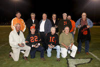 50th Anniversary Celebration 1963 Undefeated Team